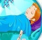 Princess Anna Arm Surgery