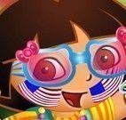 Roupas da Dora americana