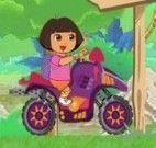 Dora aventuras no quadriciclo