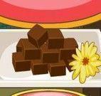 Receita de fondue de chocolate