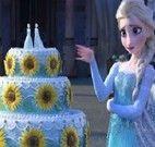 Elsa puzzle festa de aniversário