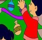 Colorir desenho de Natal