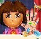 Dora machucado da mão