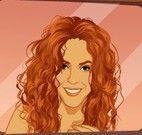 Shakira vestir roupas