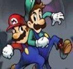 Ajudar Mario a fugir do fantasma