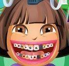 Dora no dentista