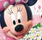 Pintar Minnie da Disney