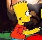 Bart no quadriciclo