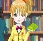 Escolher roupa para menina do livro