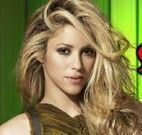 Shakira jogo da memória