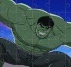Puzzle do Hulk