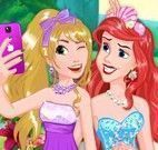 Selfie das princesas
