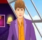 Decorar sala do Justin Bieber