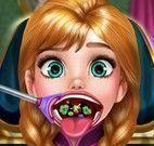 Cuidar da garganta da Anna