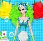 Elsa faxina da casa