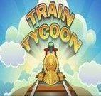 Comandar seu império com trem