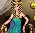 Vestir Cleopatra
