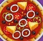 Preparar pizzas iguais