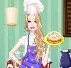 Barbie moda chefe de cozinha