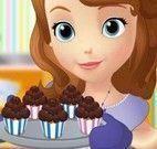 Receita de muffins da Princesa Sofia