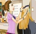 Vestir cabeleireira