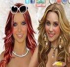 Vestir as irmãs Hollywood