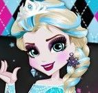 Elsa Monster High vestir