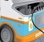 Limpar carro sorveteria