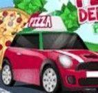 Entregar pizza