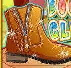 Limpar botas
