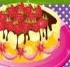 Fazer bolo decorado