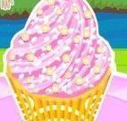 Receita de cupcakes morango com limão