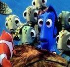 Nemo e amigos quebra cabeça