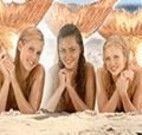 Pegar moedas com H2O Meninas Sereias