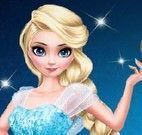 Elsa sapatinho fashion