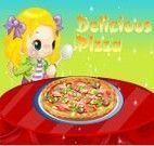 Fazer pizza