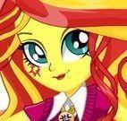 My Little Pony roupas escolar