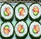 Fazer sushi