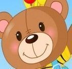 Vestir urso Teddy