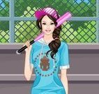 Barbie roupas esportista