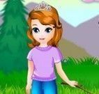 Princesa Sofia acampamento