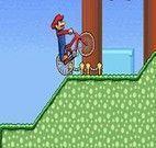 Aventuras de bike com Mario