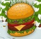Lançar hambúrguer