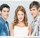 Violetta, Leon e Tomas quebra cabeça