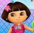 Limpeza facial Dora e amiga