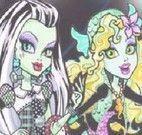 Letras das Monster High