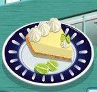 Fazer torta de limão da Sara