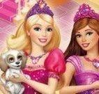Barbie casa decorada