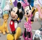 Disney achar números escondidos