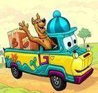 Dirigir caminhão com Scooby Doo